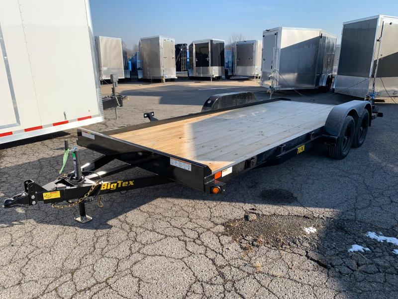 2020 Big Tex Trailers 7x20 7K Car / Racing Trailer