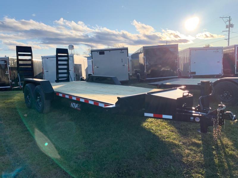 2020 Midsota 18' 15.4K Equipment Trailer