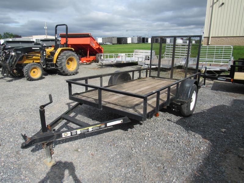 2006 Carry-On 5x10 3K Utility Trailer