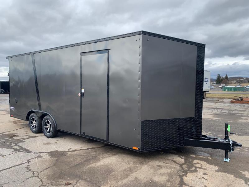 2021 Look Trailers Element SE 8.5x20 7K w/Blackout Package Enclosed Cargo Trailer