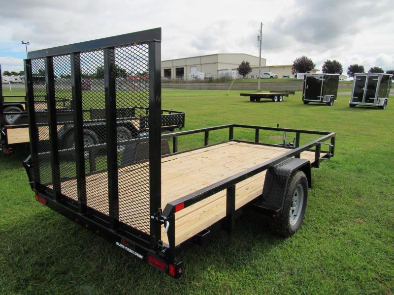 2020 Sure-Trac 6x12 3.5k Utility Trailer