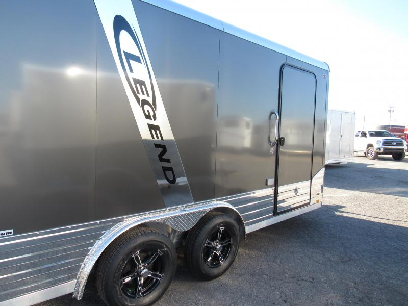 2020 Legend Manufacturing 8x19 Car / Racing Trailer