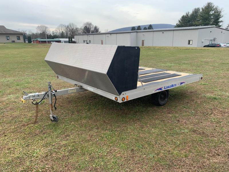 2005 Load Rite 100x9.5 Snowmobile Trailer