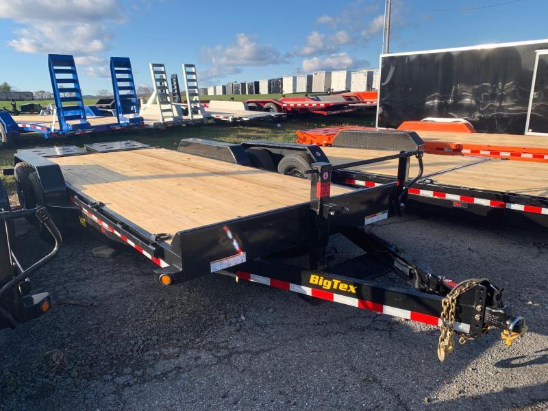 2020 Big Tex Trailers 7x20 14K Equipment Trailer