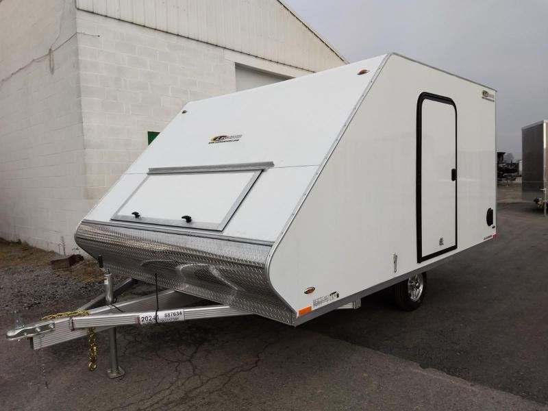 2019 Legend Manufacturing 8.5x13SL Snowmobile Trailer