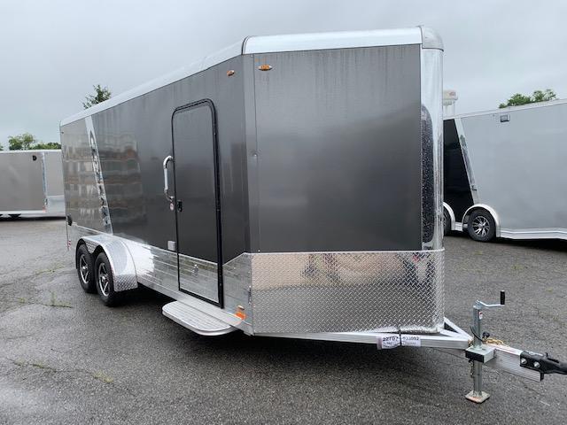 2019 Legend Manufacturing 7x18 Enclosed Cargo Trailer