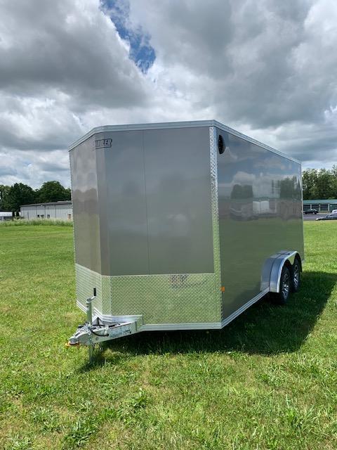 2019 Mission EZEK 7.5X16 Enclosed Cargo Trailer