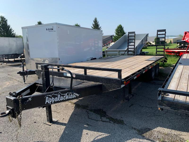 2016 Appalachian 18+4 16K Equipment Trailer