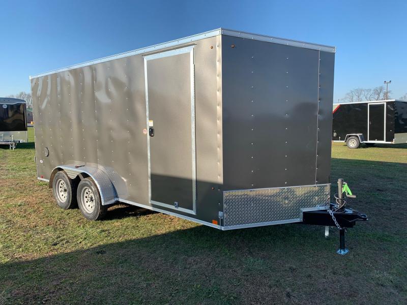 2020 Look Trailers 7x16 7K Enclosed Cargo Trailer