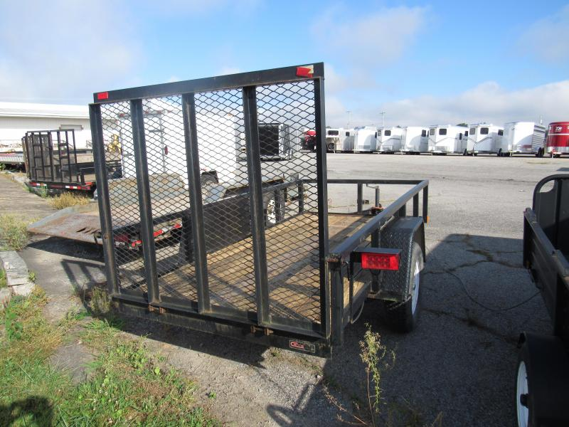2009 Holmes 5x10 Commercial Utility Trailer