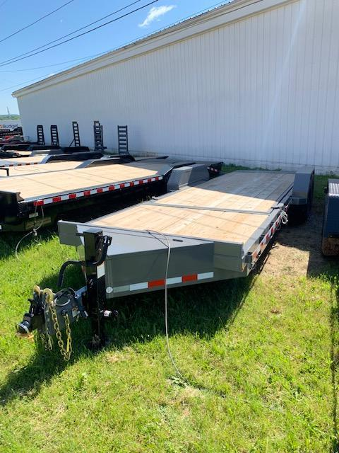 2019 Midsota 7x18+4 15.4K tilt deck Equipment Trailer