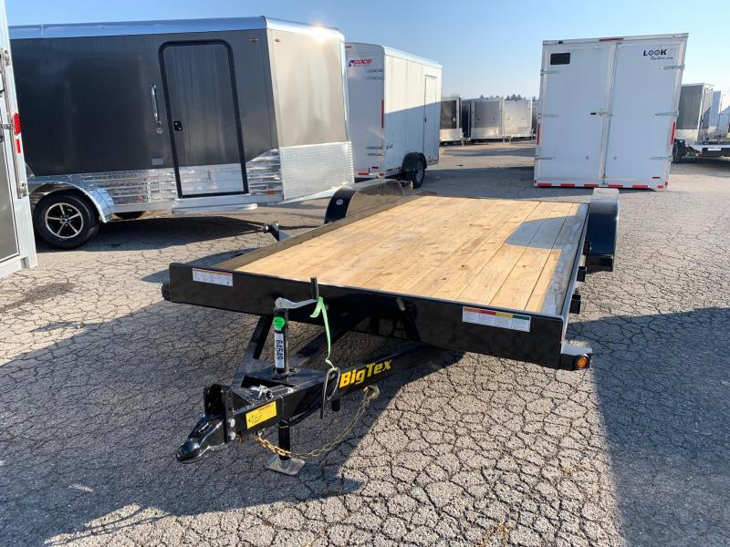 2020 Big Tex Trailers 70CH 7x18 7K Car / Racing Trailer