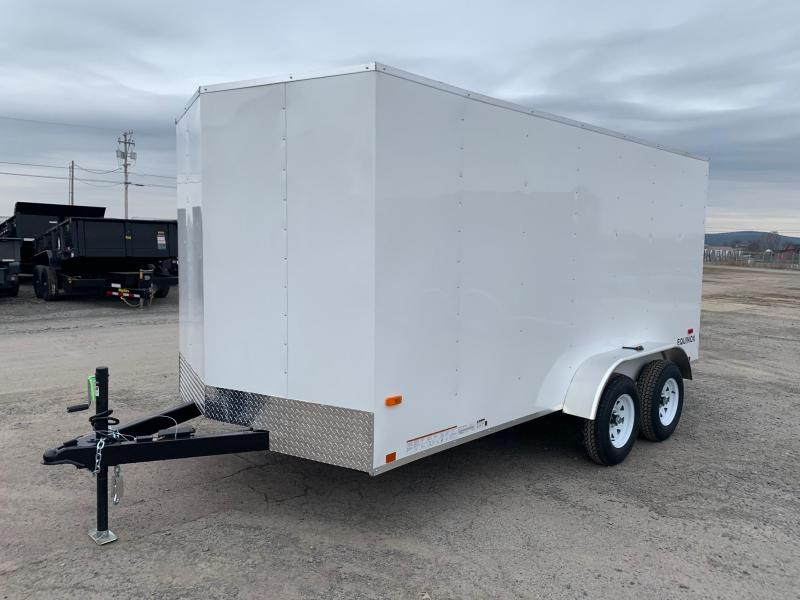 2021 Look Trailers Equinox 7x14 7K Enclosed Cargo Trailer