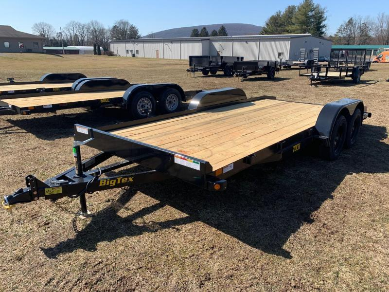 2020 Big Tex Trailers 18' 7K Car / Racing Trailer