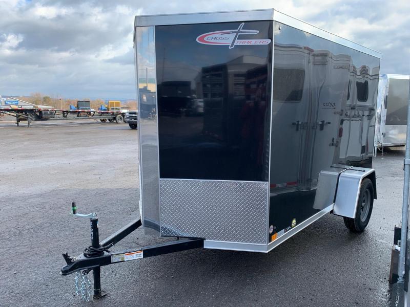 2020 Cross Trailers 6x10 Alpha Series 3K Enclosed Cargo Trailer