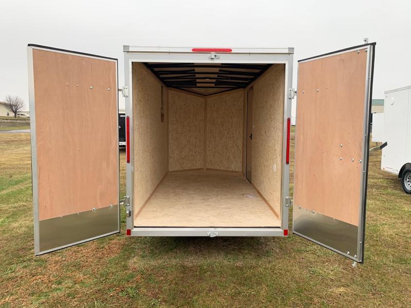 2020 Look Trailers 6x12 Element SE Enclosed Cargo Trailer