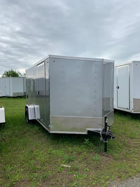 2019 Look Trailers 7x12 3.5K DLX-ST Enclosed Cargo Trailer