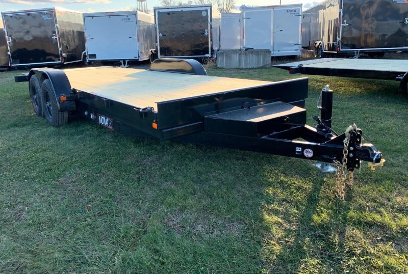2020 Midsota 18' 10K Tilt Car / Racing Trailer