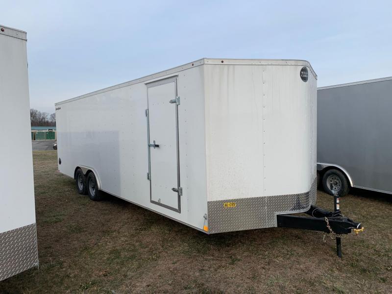 2020 Wells Cargo Fast Trac 8.5x24 10K Car/Racing Trailer