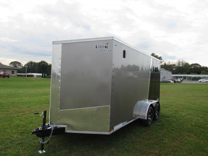 2020 Look Trailers 7x14 Element SE Enclosed Cargo Trailer
