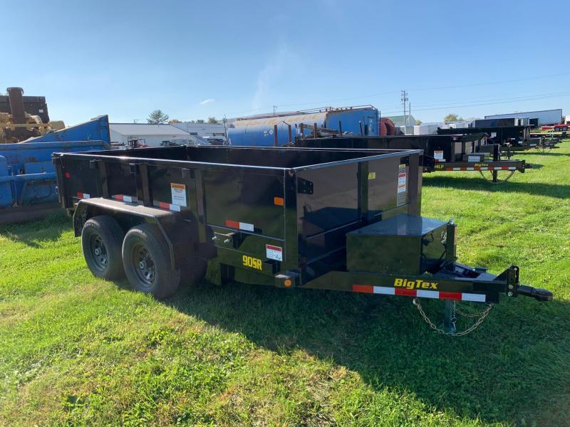 2020 Big Tex Trailers 6x12 10K Dump Trailer
