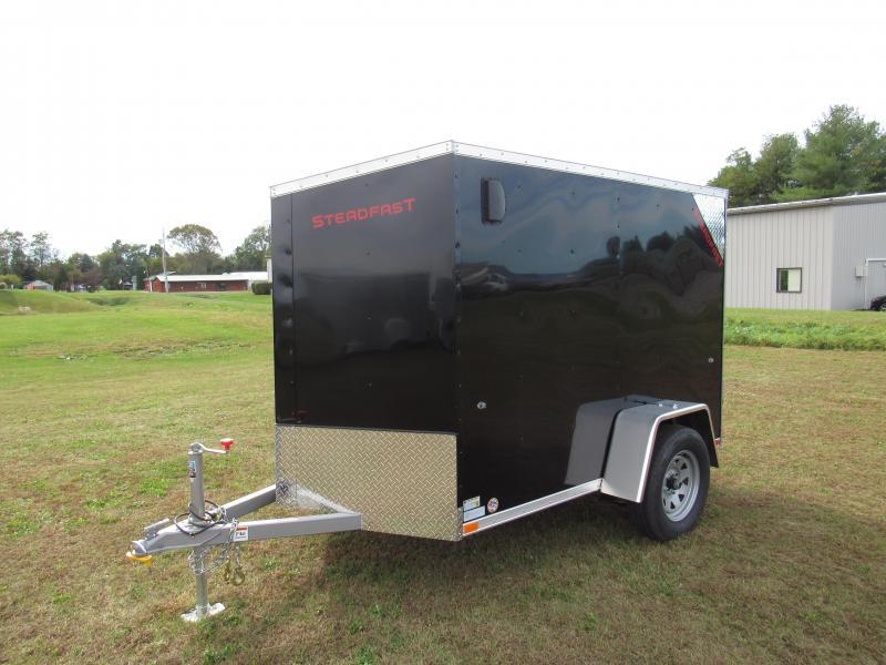 2020 Steadfast Trailers 5x8 3K Enclosed Cargo Trailer