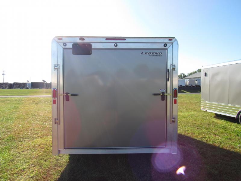 2020 Legend Manufacturing 8x16+3 Enclosed Cargo Trailer