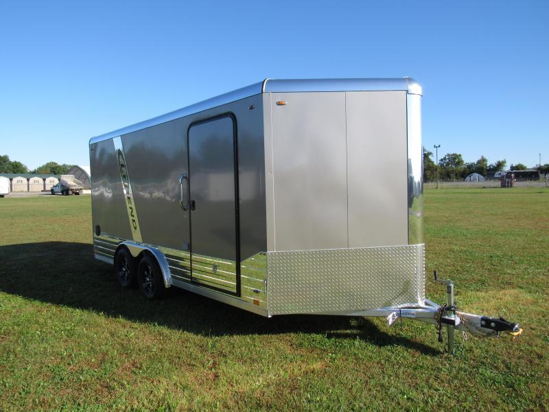 2020 Legend Manufacturing 8x16+3 Enclosed Cargo Trailer