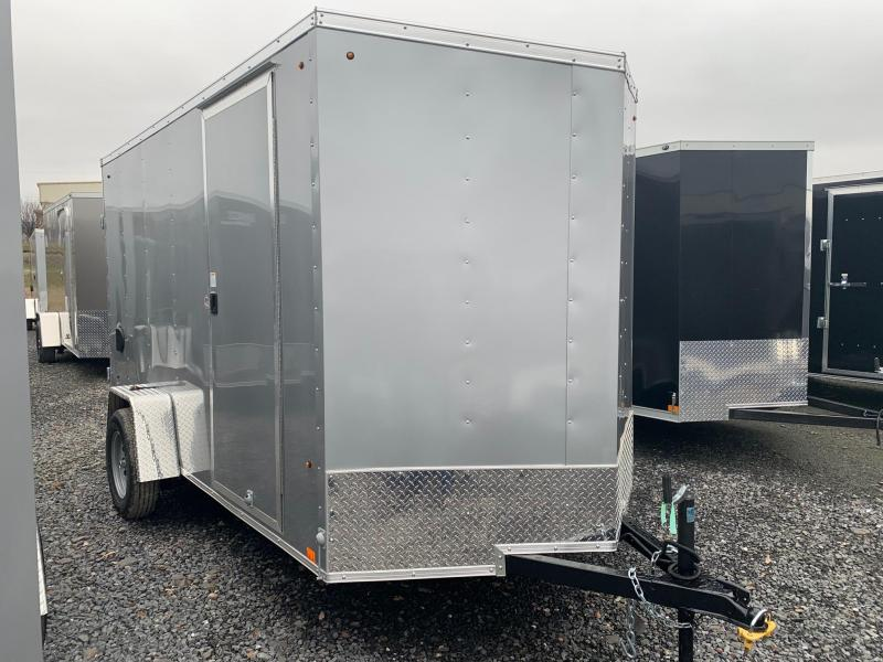2021 Look Trailers 6x12 3K ST-DLX Enclosed Cargo Trailer