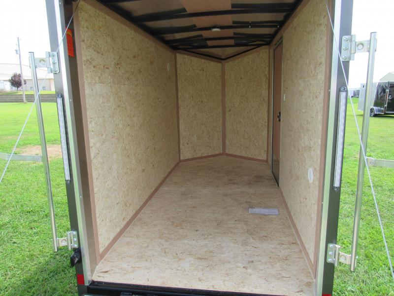 2020 Look Trailers 5x10 ST DLX Enclosed Cargo Trailer