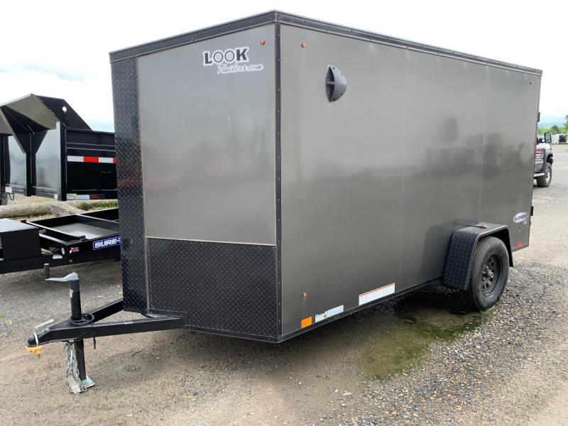 2021 Look Trailers 6x12 3K Element SE Enclosed Cargo Trailer