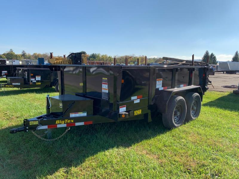 2020 Big Tex Trailers 7x12 10K Dump Trailer