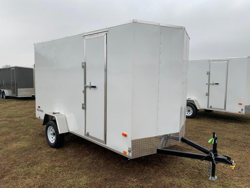 2020 Look Trailers Equinox 6x12 Enclosed Cargo Trailer