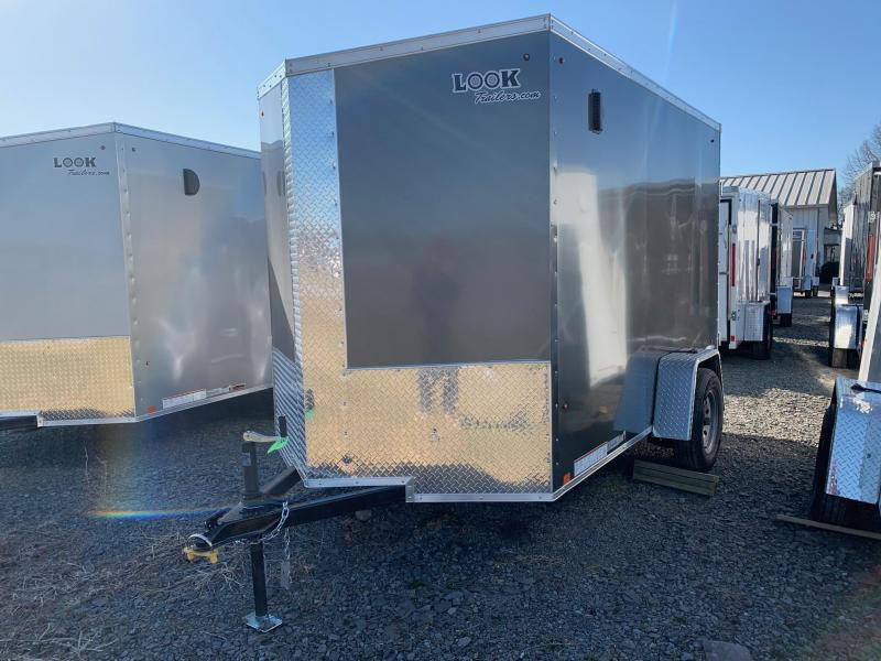 2021 Look Trailers 6x10 3K Enclosed Cargo Trailer