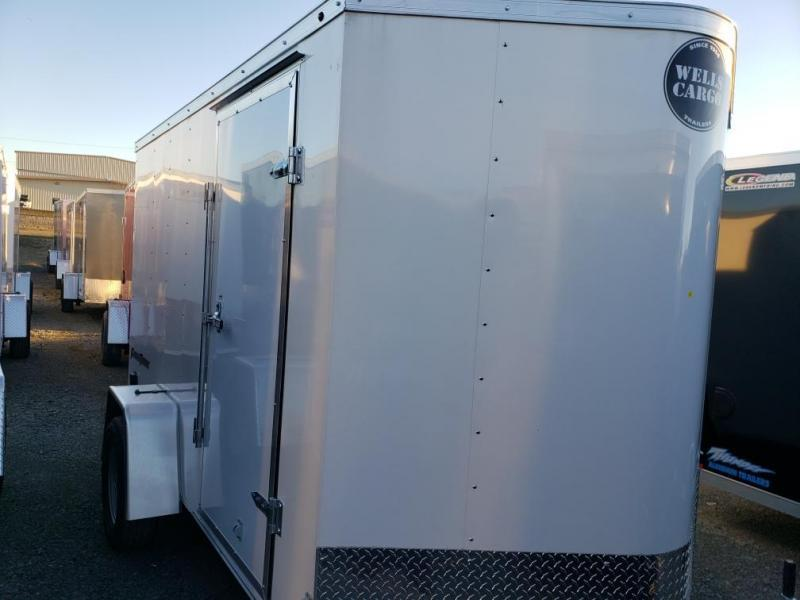 2019 Wells Cargo 6x10 Fast Trac Enclosed Cargo Trailer