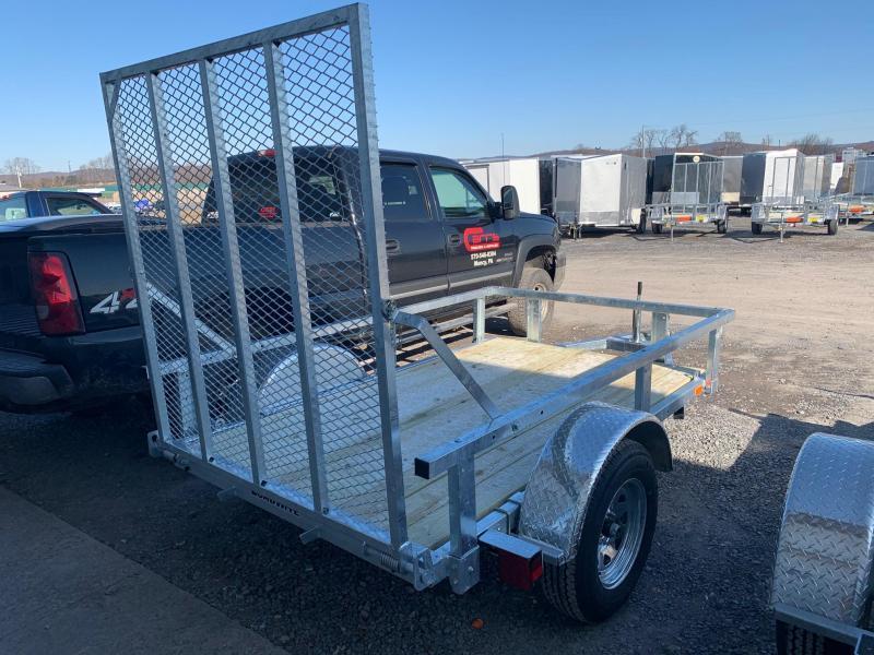 2020 Load Rite 5x8 3K Galvanized Utility Trailer