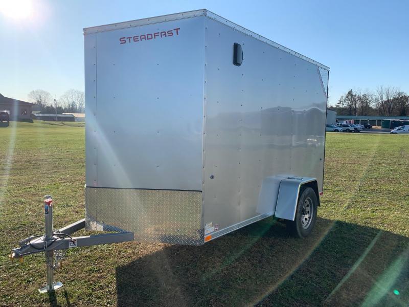 2020 Steadfast Trailers 6x10 3K Enclosed Cargo Trailer