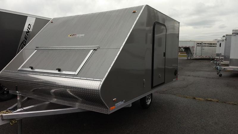 2019 Legend Manufacturing 8.5x13SL Snowmobile Trailer
