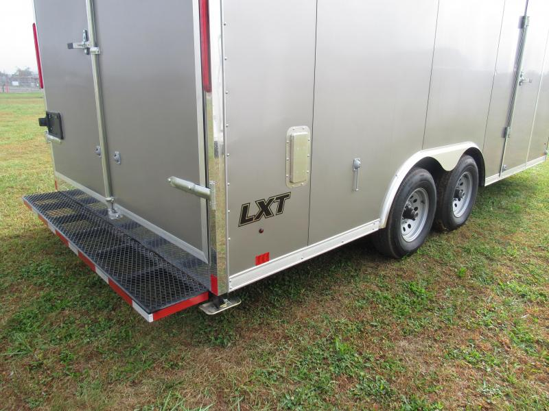 2020 Look Trailers 8.5x18 Contractor Enclosed Cargo Trailer