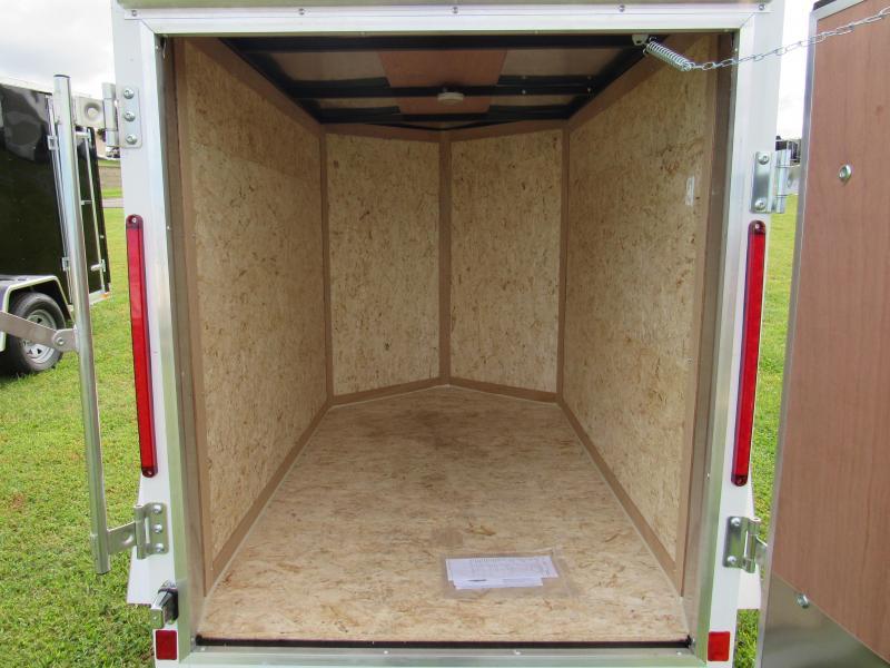 2020 Look Trailers Element 4x6 Enclosed Cargo Trailer