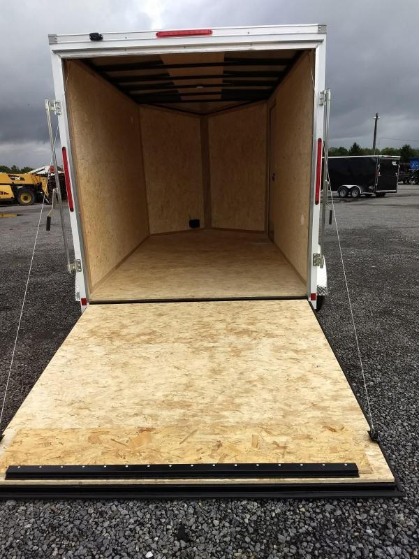 2019 Look Trailers 7x12 7K Element SE Enclosed Cargo Trailer