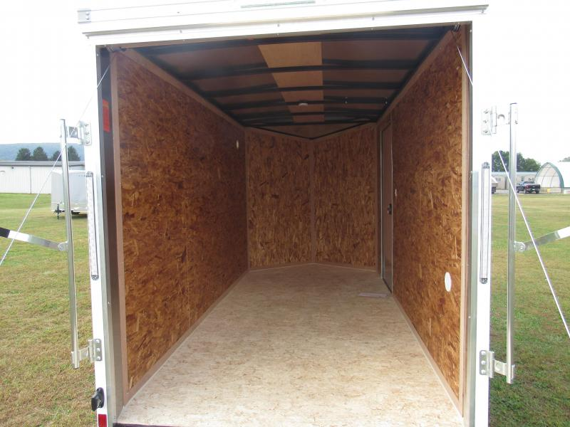 2020 Look Trailers 6x12 ST DLX Enclosed Cargo Trailer