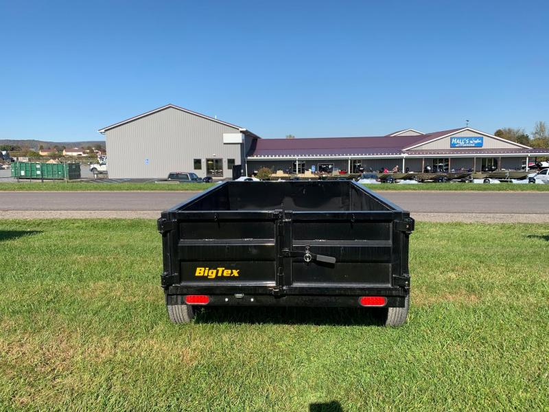 2020 Big Tex Trailers 5x8 5K Dump Trailer