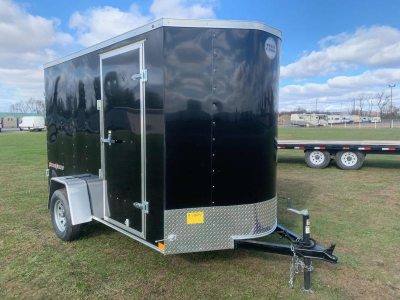 2020 Wells Cargo 6x10 Fast Trac Enclosed Cargo Trailer