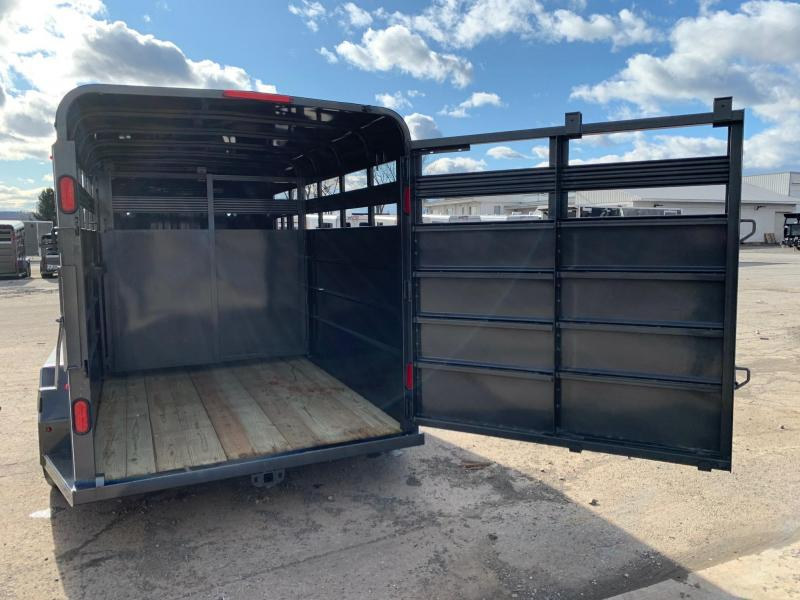 2020 CornPro 6X16 Livestock Trailer