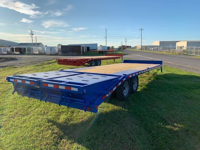 2020 Sure-Trac 8.5x25 Flatbed Trailer