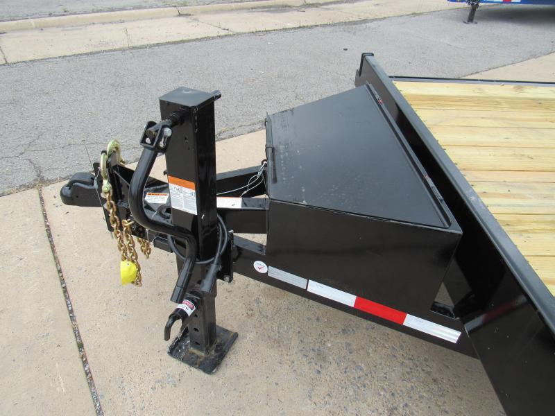 2020 Midsota 7x15+3 Nova Equipment Trailer