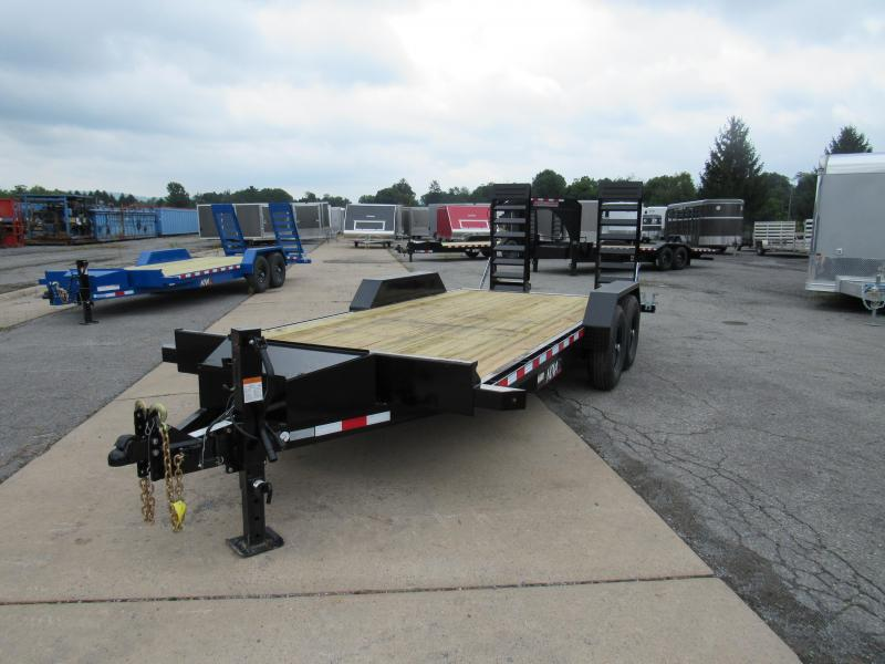 2020 Midsota 7x15+3 Nova Equipment Trailer