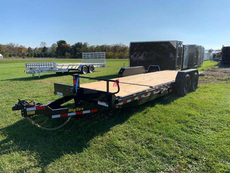 2020 Big Tex Trailers 7x16x6 14K Tilt Equipment Trailer