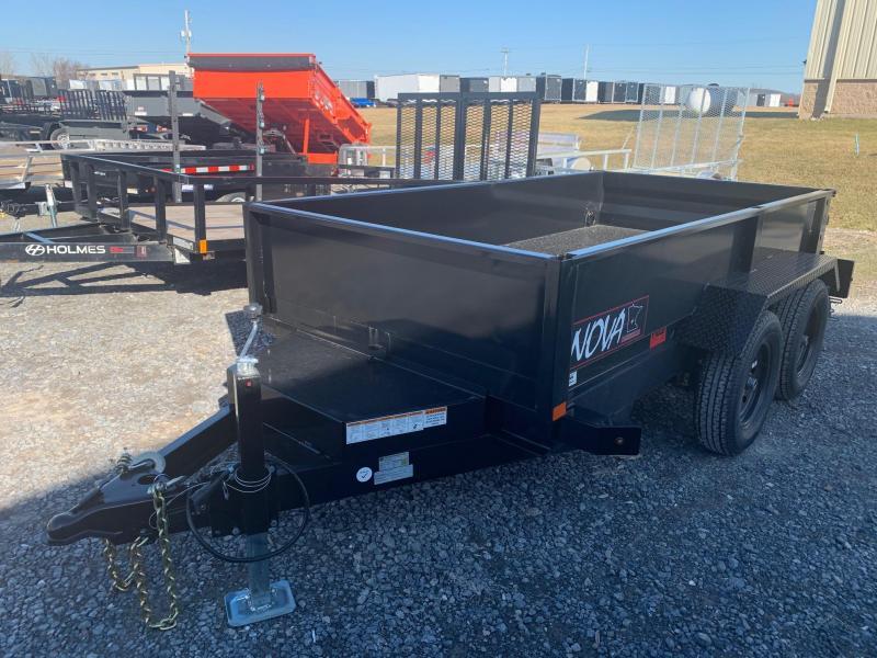 2020 Midsota Nova 5x10 7K Dump Trailer
